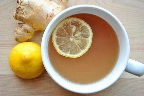 Ceai de ghimbir pentru dureri articulare
