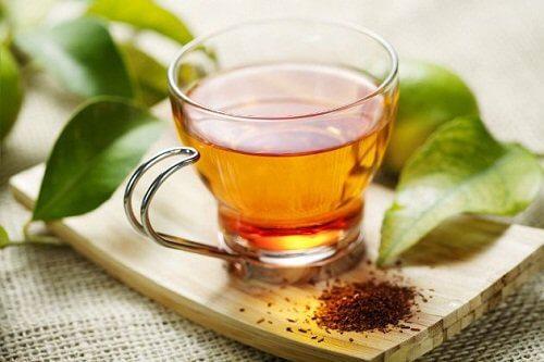 Ceaiul rooibos este bogat în magneziu