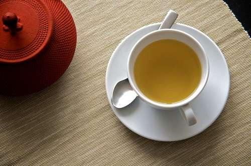 Ceai verde pentru hipertiroidism