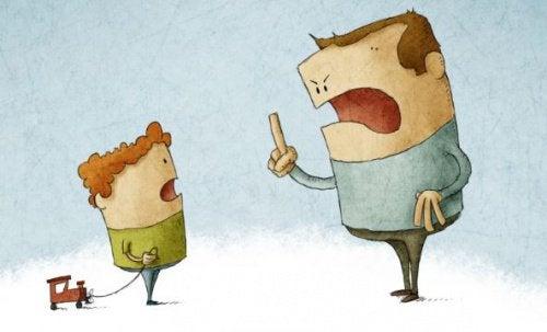 Copilărie: teama de a avea încredere în ceilalți