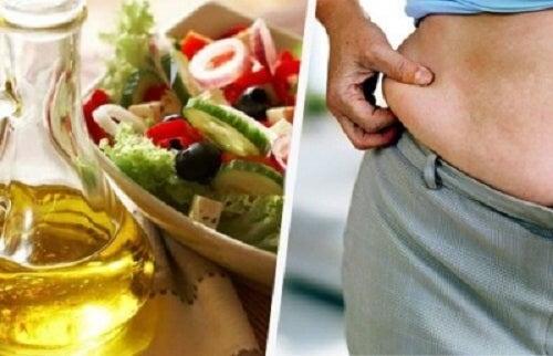 Dieta mediteraneană ajută în slăbire