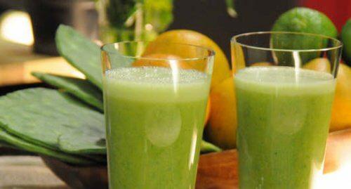 Sucul de nopal te ajută să scazi glicemia