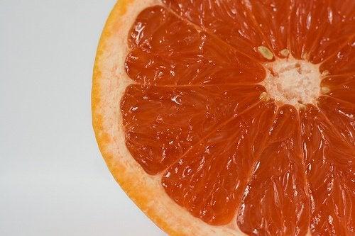Grepfrut care elimină paraziții intestinali