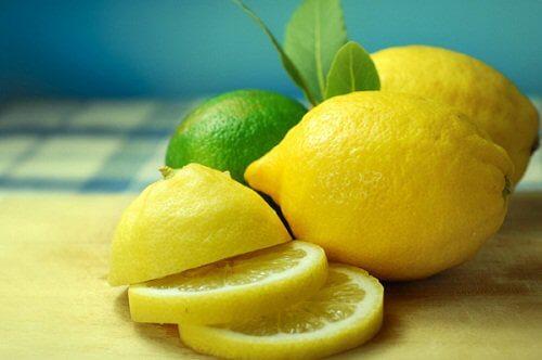 Lămâia scade nivelul de colesterol