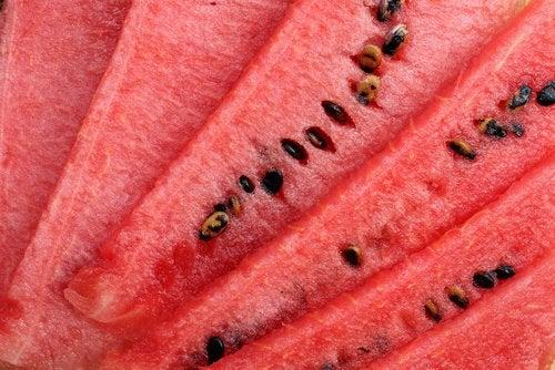Hipertensiunea tratată cu pepene verde
