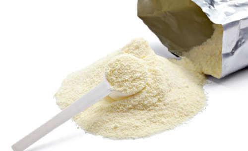 Remedii pentru petele maronii cu lapte praf