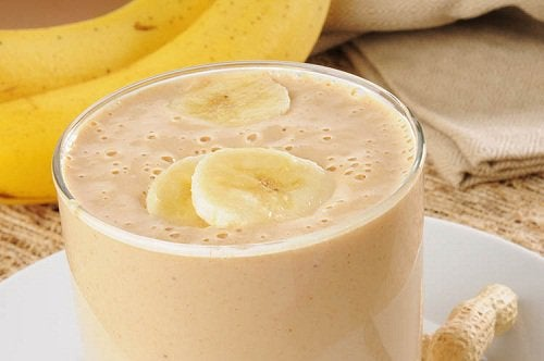 Smoothie-ul cu banane tratează insomnia