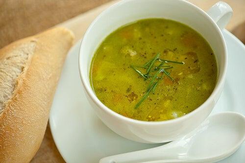 Supele sunt alimente care topesc grăsimile