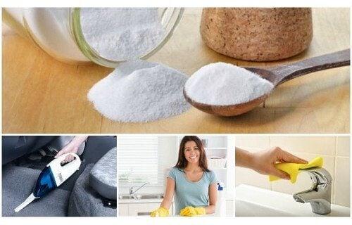 Utilizările bicarbonatului de sodiu
