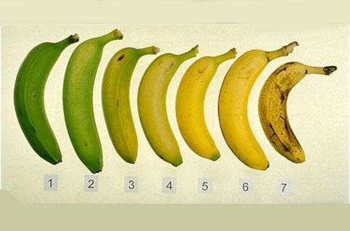 Bananele coapte sau verzi bune pentru sănătate