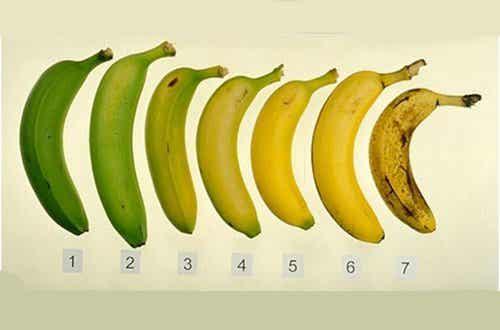 Banane coapte sau verzi? Cum sunt mai sănătoase