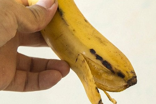 Bananele coapte