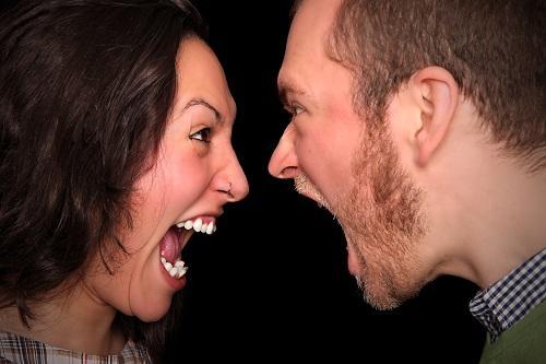 Efecte negative ale furiei în cuplu