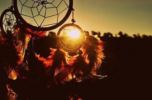 Dreammcatcherul prinde vise