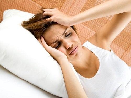 Durerea de cap poate fi foarte intensă