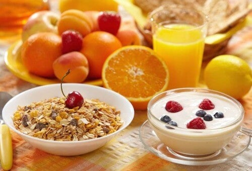 Mic dejun sănătos pentru longevitate