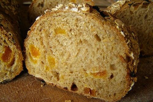 Pâinea de ovăz este foarte sănătoasă