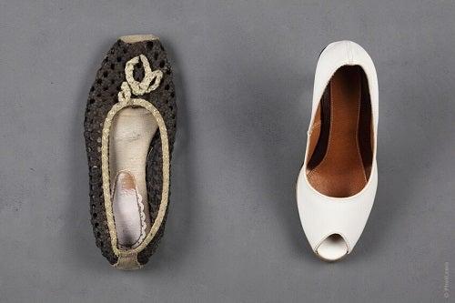 Pantofii confortabili previn unghiile crescute în carne