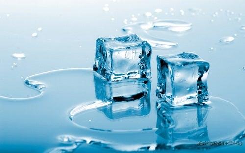 Remedii naturale pentru vânătăi cu gheață