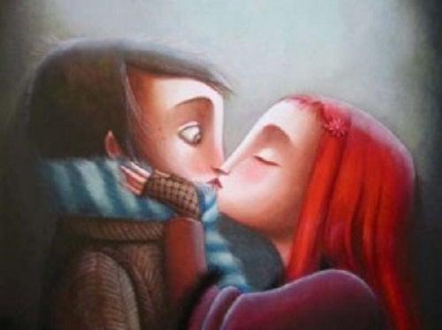 Sărutul are numeroase beneficii pentru sănătate