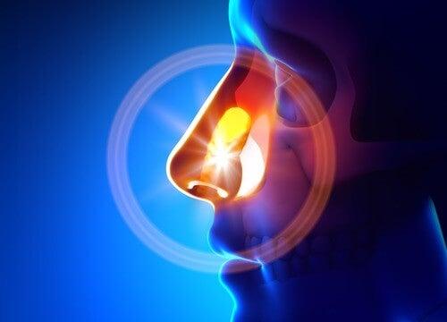 Sinuzita este o afecțiune enervantă