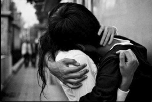 Iubirea poate alunga tristețea