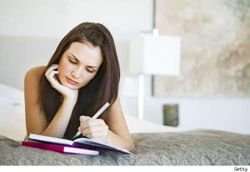 Scrisul te poate ajuta să alungi tristețea