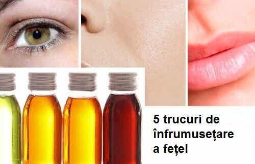 5 trucuri pentru înfrumusețarea feței