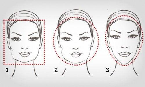 Forma feței tale ar trebui să determine ce tunsori alegi