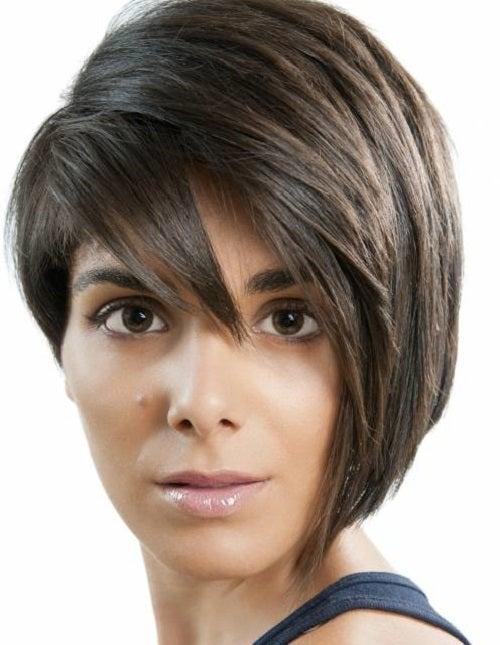 Tunsoarea potrivită face fața să pară mai slabă
