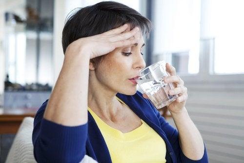 Apa este esențială la menopauză