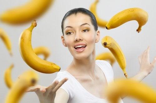 Bananele coapte sunt anticancerigene