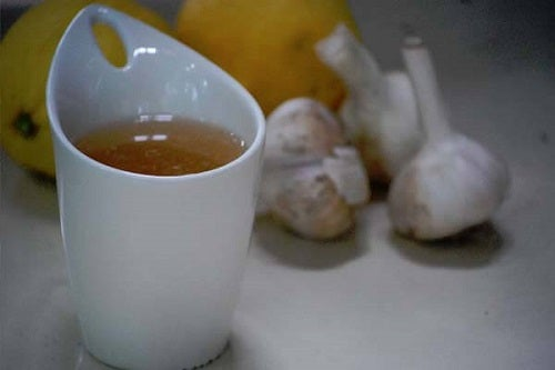 Ceai de usturoi pentru hipertensiune