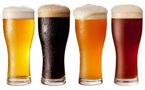 Consumul de bere neagră