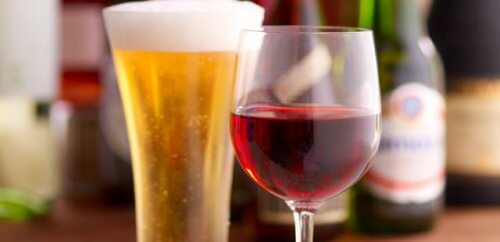 Consumul de bere sau de vin are anumite beneficii