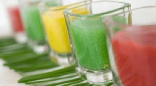 Detoxifiați colonul cu infuzii
