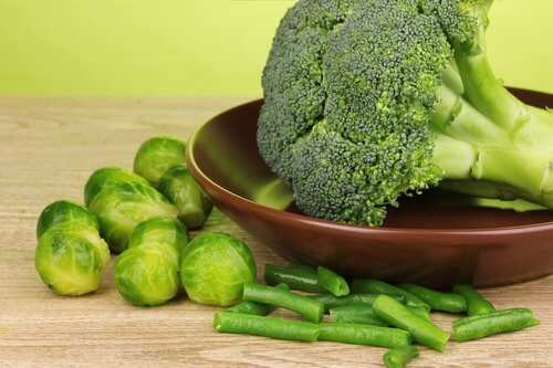 Dieta pentru creier cu legume