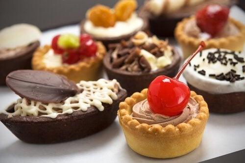 Dulciurile sunt alimente care provoacă celulită