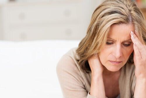 Stări de dispoziție schimbătoare la menopauză