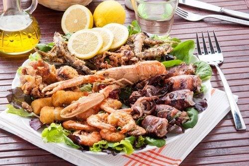 Consumul de crustacee te ajută să previi depresia