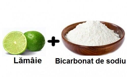 Curățarea rufelor se poate face cu lămâie și bicarbonat