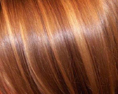 Un păr strălucitor este foarte atrăgător