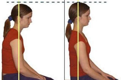 Este esențial să avem o postură corectă pentru a fi sănătoși