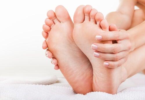 Recomandări referitoare la micoza piciorului