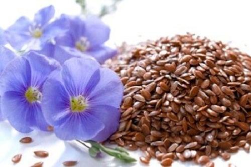 Reduci colesterolul rău dacă consumi semințe de in