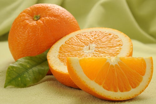 Scapi de negi cu vitamina C