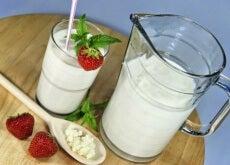 Chefirul este un produs lactat foarte sănătos