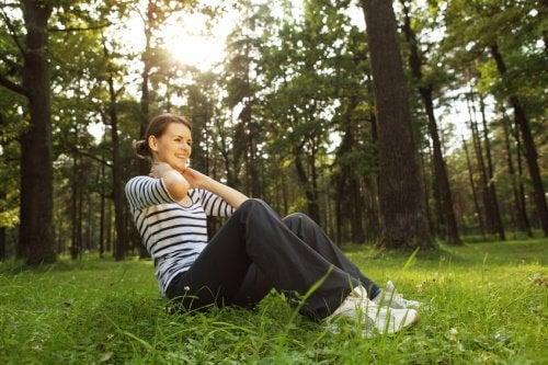 O rutină de exerciții adecvată te poate ajuta să învingi depresia