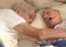 Dragoste adevărată, cuplu fericit