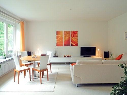 Umple-ți locuința cu energie pozitivă